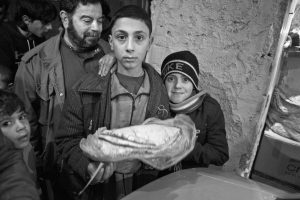 Sýrie a uprchlíci jsou aktuálně největším tématem, které hýbe českými neziskovkami. Jedná se o jednu z nejhorších humanitárních katastrof posledních let.