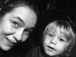 Jana Hradilková sjedním zesvých vnoučat. Rodina je pro ni stejně důležitá jako veškeré sociální aktivity.