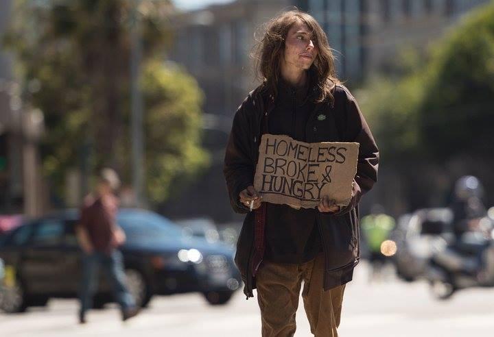 ženy bez domova