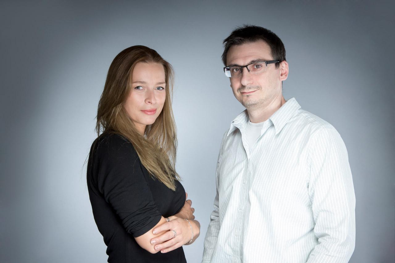 Jana Počtová a Dan Tuček foto Buchtová