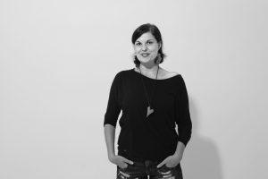 Andrea Šafařík Fridmanská, tajemnice Vteřiny poté. Jeden z mála členů této nezávislé platformy, který si neprošel dětským domovem.