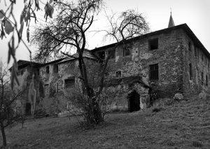 Zchátralý kapucínský klášter veFulneku aneb naděje umírá poslední